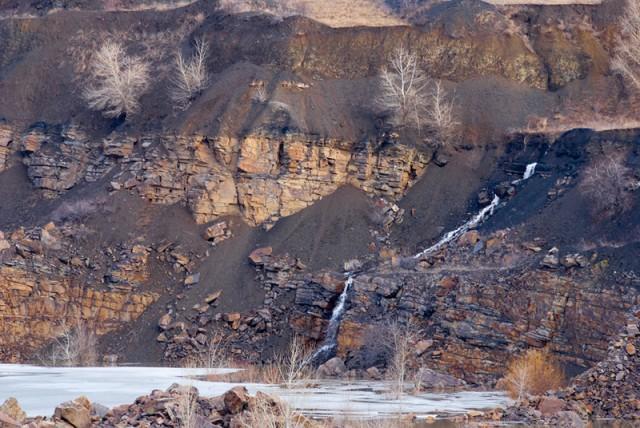 Водопад Дальний
