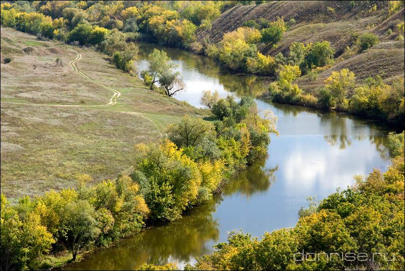 Река Быстрая у Быстрогорска