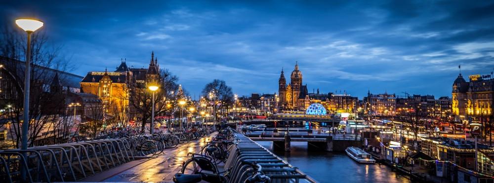 Амстердам: днем и вечером. Часть 1.