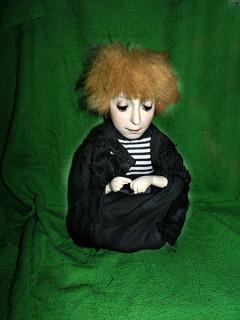 Куклы изображающие деву марию с младенцем