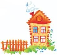 Нарисовать сельский дом