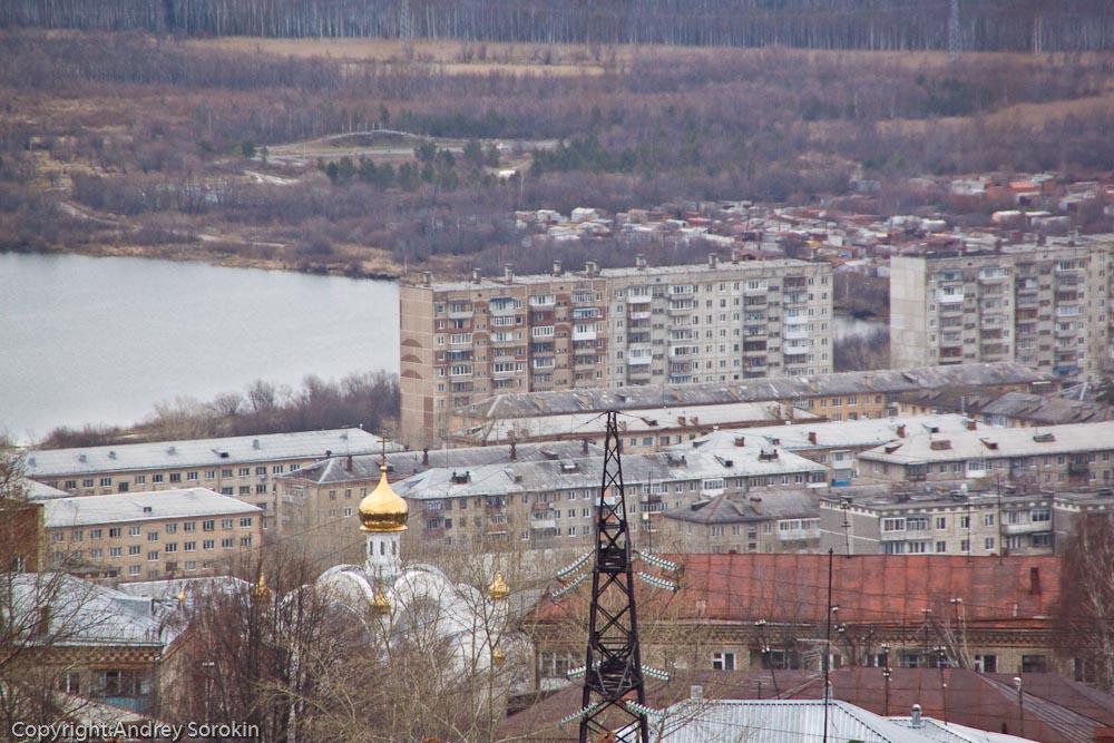 Район просп. Гагарина