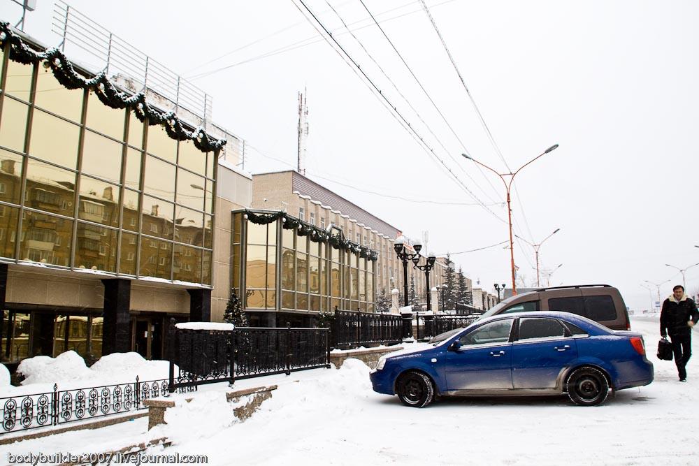 На ул. Солнечная