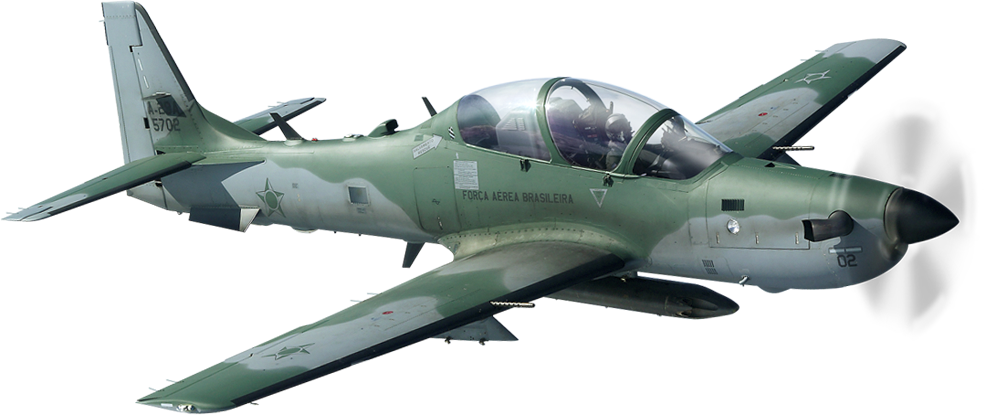 Самолёт для борьбы с террористами.