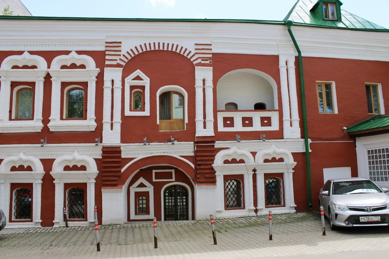 Палаты Ивана Сверчкова. Фото 2020.