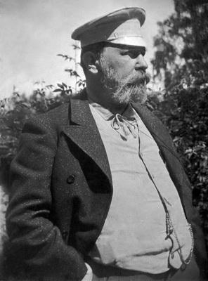 Давыд Иванович Саргин.