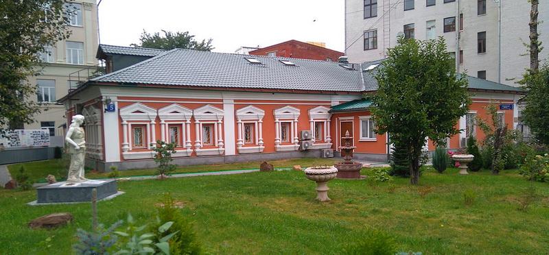 Палаты начала XVIII в. Фото 2015.