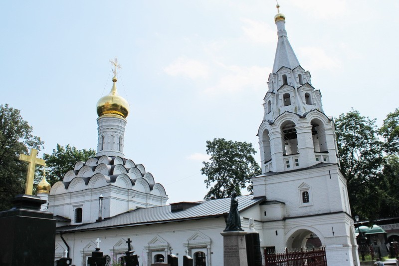 Старый (малый) собор Донской иконы Божией Матери. Фото 2020.