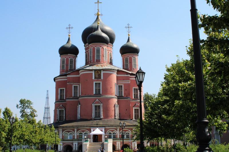 Новый (Большой) собор Донской иконы Божией Матери. Фото 2020.