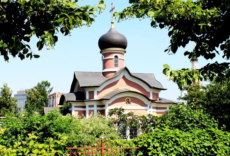 Храм Александра Невского. 2006.