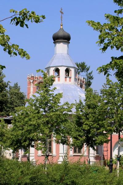 Храм Георгия Победоносца. 2000.