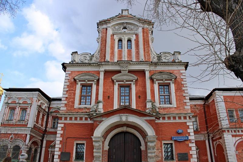 Палаты Аверкия Кириллова. Фото 2021.