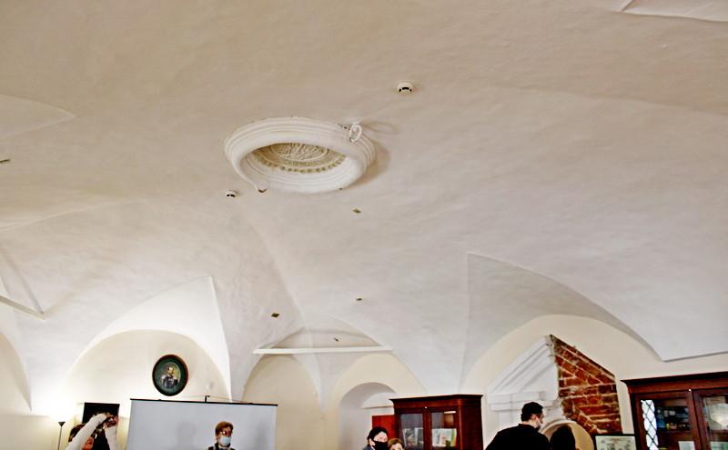 Палаты Аверкия Кириллова. Крестовая палата. Фото 2021.