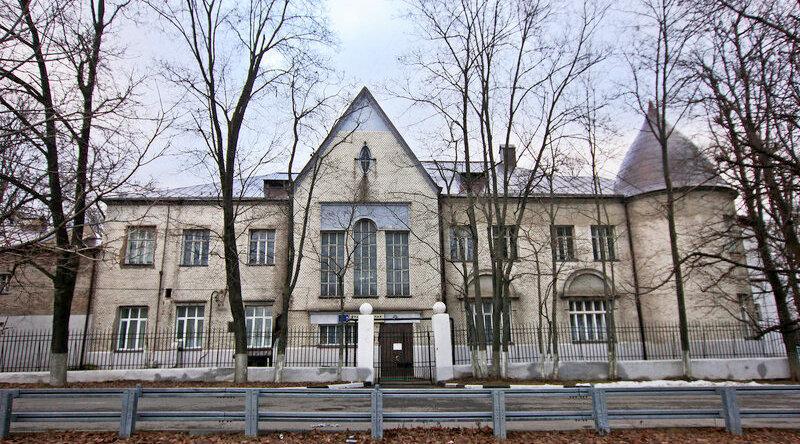 Дом купца С. П. Патрикеева. Арх. Ф.О.Шехтель. 1907. Фото 2020.