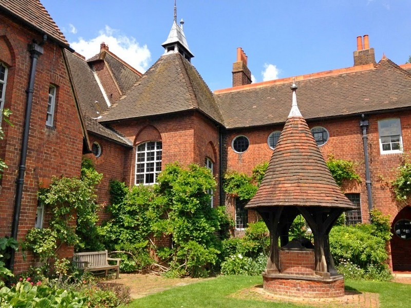 Красный дом в графстве Кент. Арх. Ф.Уэбб. 1859.