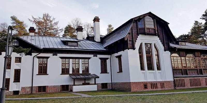 Дом промышленника А.И. Морозова. Фото 2020. Фото legist1983.