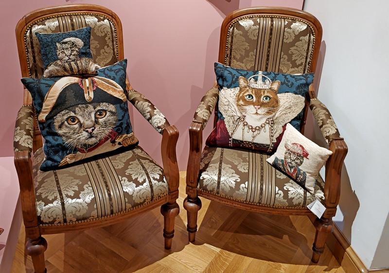 Мебель известной французской компании Allot.