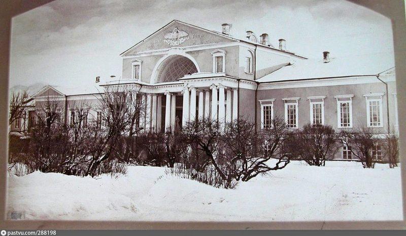 Александринское Сиротское училище для малолетних. Фото 1878-1883.