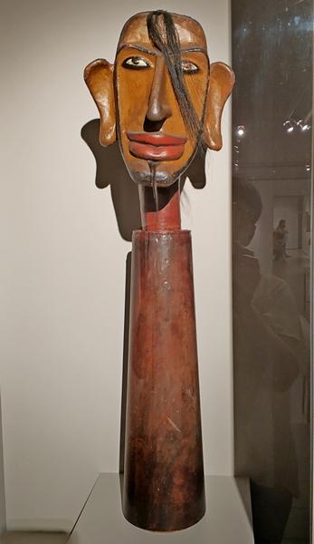 Мария Васильева. El Moulk. 1920-е. Смешанная техника. Галерея «Минотавр», Париж.