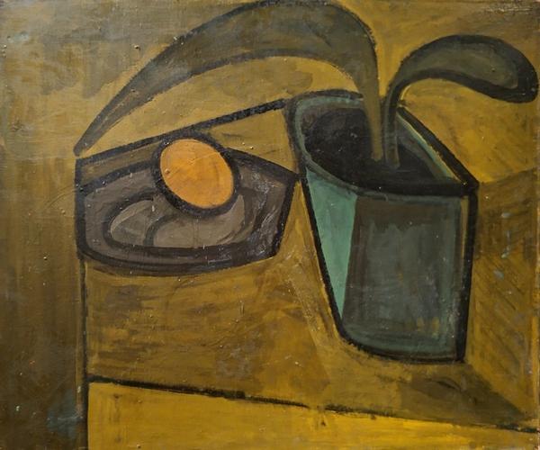 Дора Маар. Ставка на зеленое. 1942. Холст, масло. Галерея Жанны Бюше Жежер, Париж.