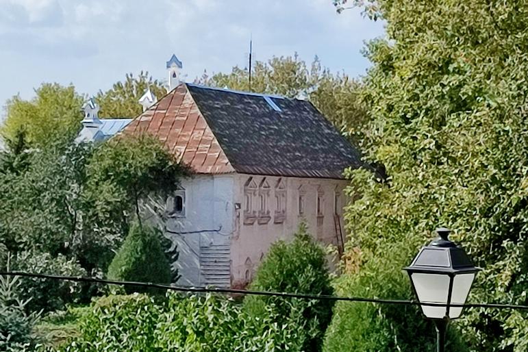 Казначейские кельи. 1630-1640-е. Фото 2021.