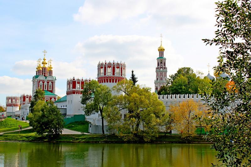 Новодевичий монастырь. Фото 2021.
