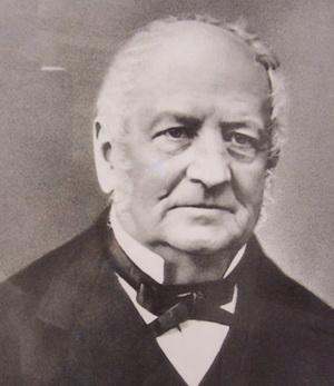 Родоначальник  клана Вогау - Вогау Максимилиан (Максим Максимович) (1807-1880).