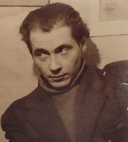 Ф.Захаров. Фотография. 1950-е.