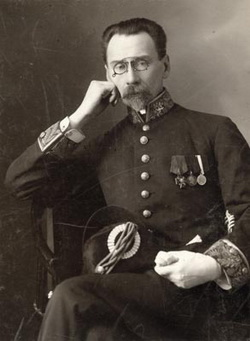 Алексей Александрович Бахрушин, меценат и коллекционер.