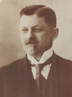 Карл Карлович Гиппиус. Фото 1900-е.