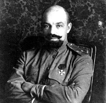 Черноморский генерал-губернатор, генерал-майор ВСЮР, Кутепов А.П.