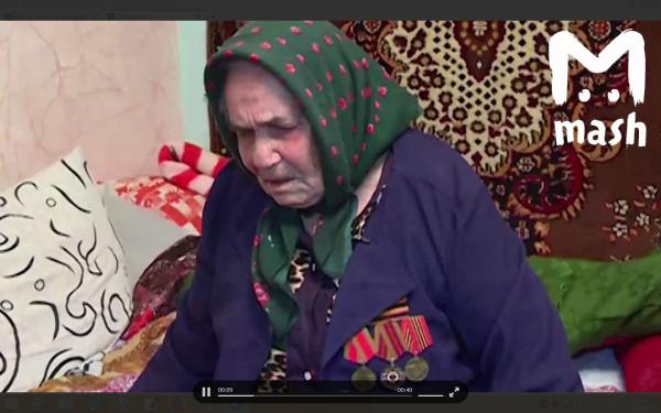 95-летняя бабуля 29 лет ждёт от местной администрации квартиру
