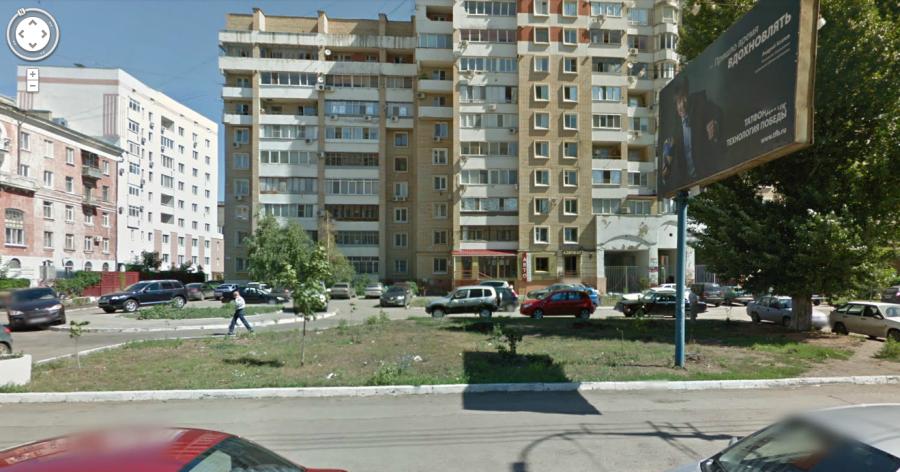 Карты Google 5