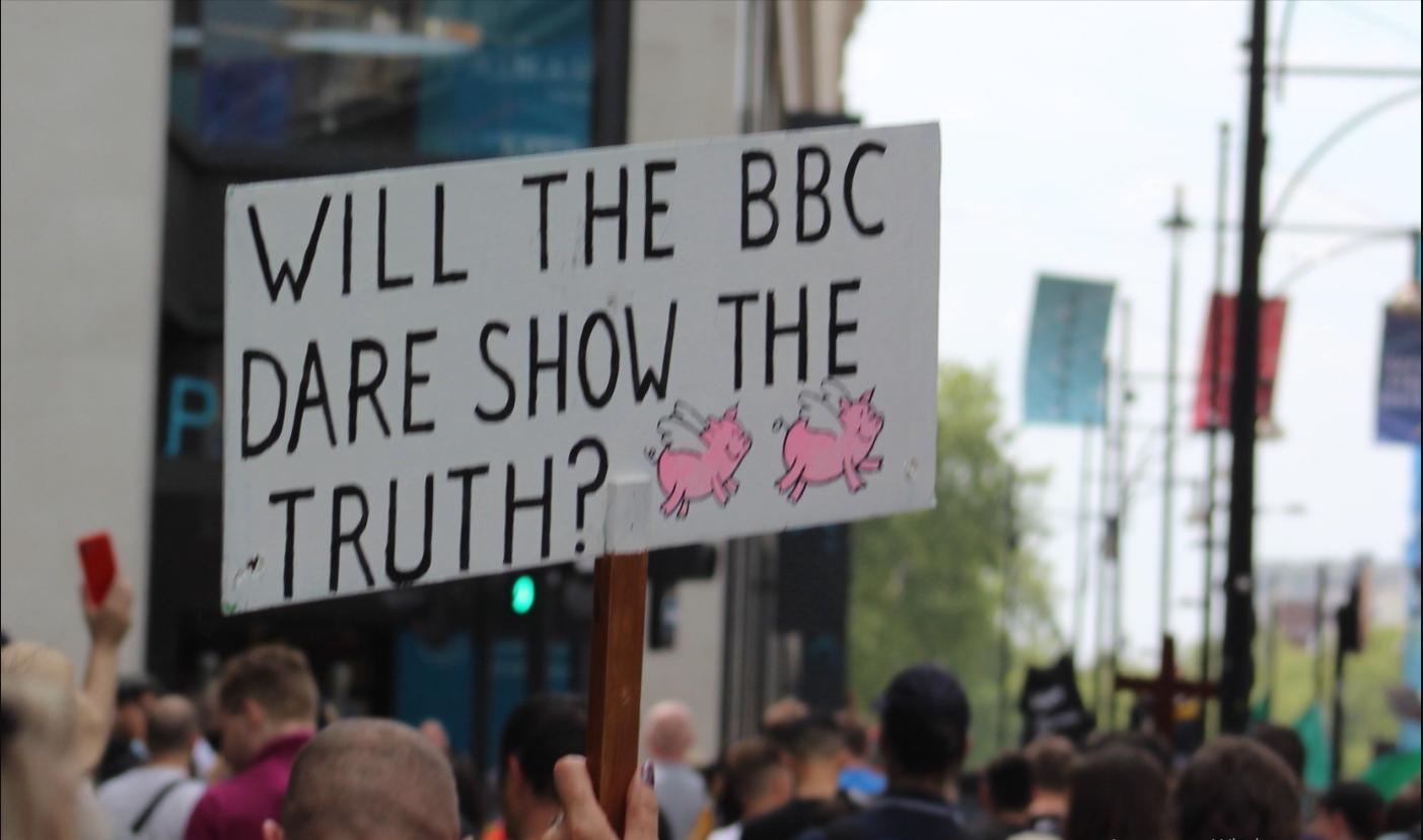 Осмелится ли BBC показать правду?