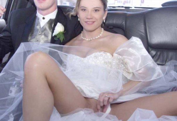 сексуальные невесты на свадьбе фото