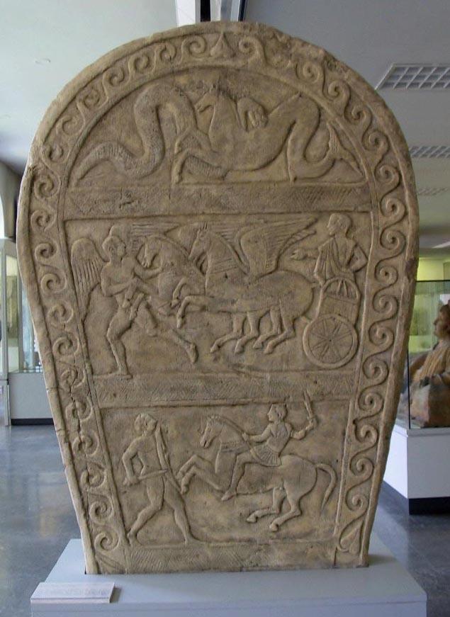 знакомства с античным римом