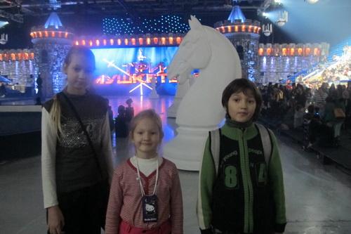дети мироновых