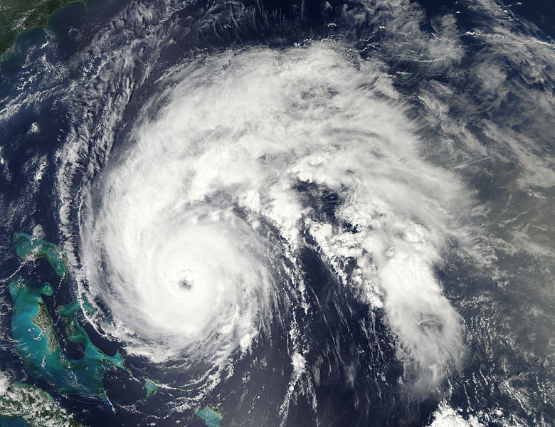 Tropical Storm Earl Satellite Image