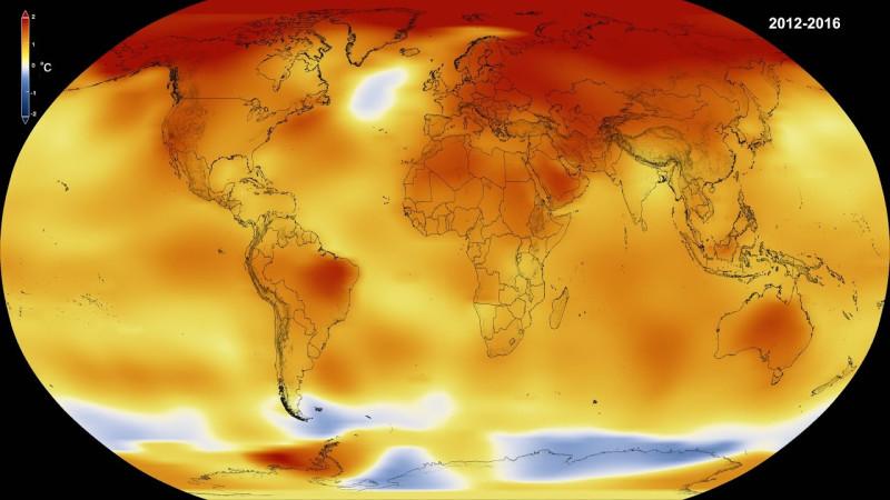 Смена климата