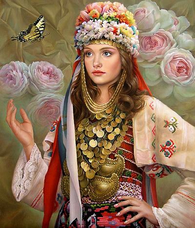 Красивые болгарки девушки фото