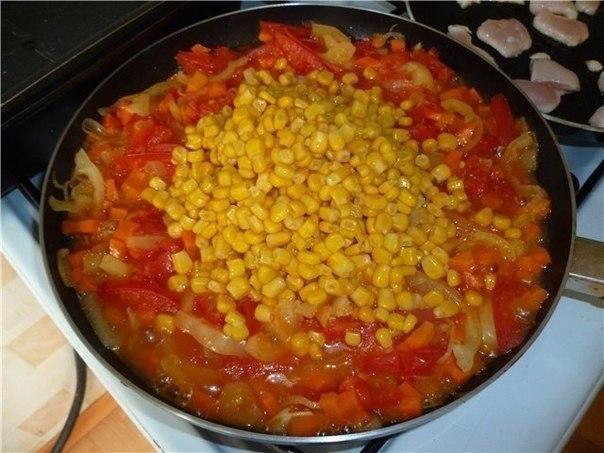 Как приготовить вкусный омлет как в детском саду