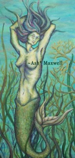 copper mermaid