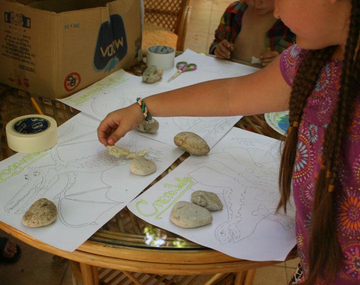 познавательные занятия с детьми, обучающие игры, палеонтология, динозавры