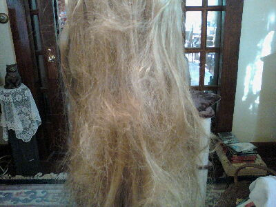 Galadriel hair tangle
