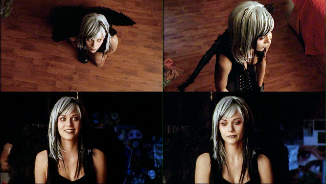 Peyton sawyer angel of death costume for Picspam template