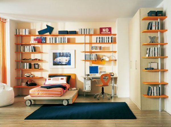 Kids bookcase/bookshelf « Hellobee Boards (с изображениями ... | 444x600