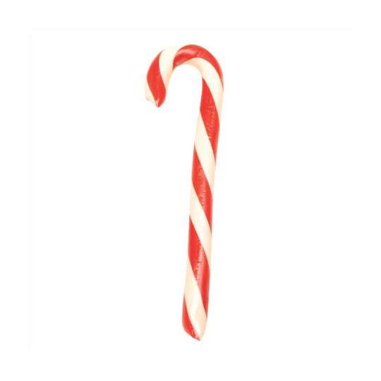 Мятная карамельная трость — традиционная рождественская конфета. Фото: hammondscandies.com