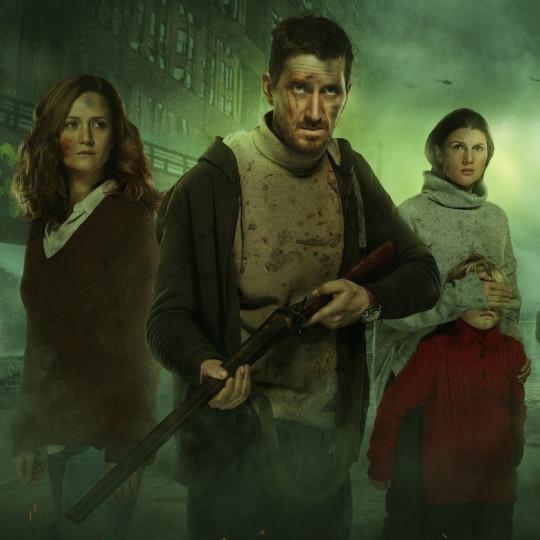 Постер сериала «Эпидемия». Источник: gazprom-media.com