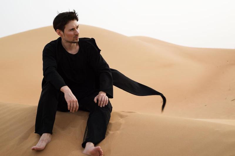 Павел Дуров на месяц отказался от еды. Рассказываем об удивительном мире
