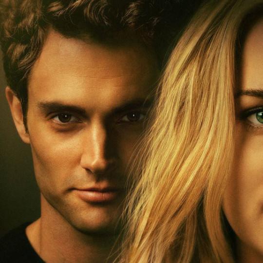 Постер сериала «Ты». Источник: Netflix